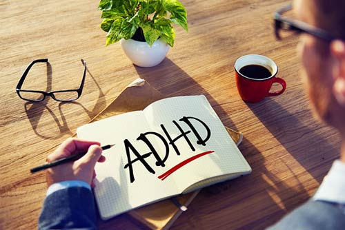 Adolescent ADHD Program
